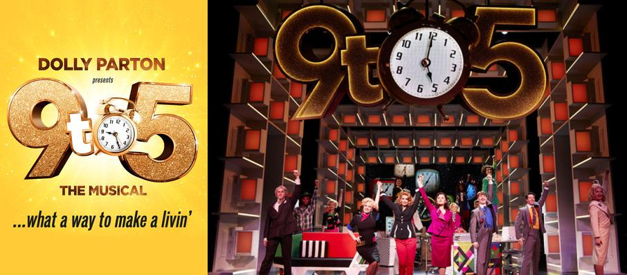 9 to 5: The Musical at Alexandra Theatre