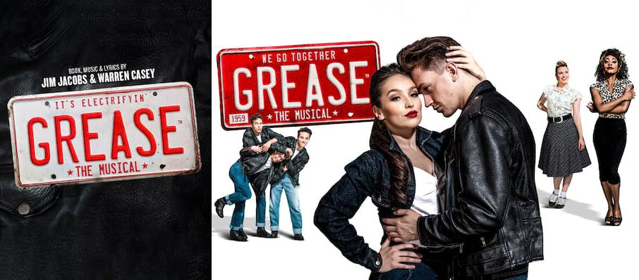 Grease at Alexandra Theatre