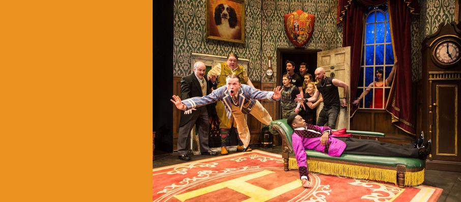 The Play That Goes Wrong, Duchess Theatre, Birmingham