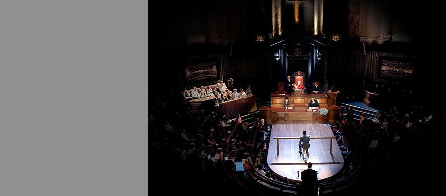 Witness for the Prosecution, London County Hall, Birmingham