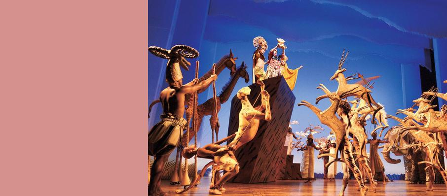 Lion King, Lyceum Theatre, Birmingham