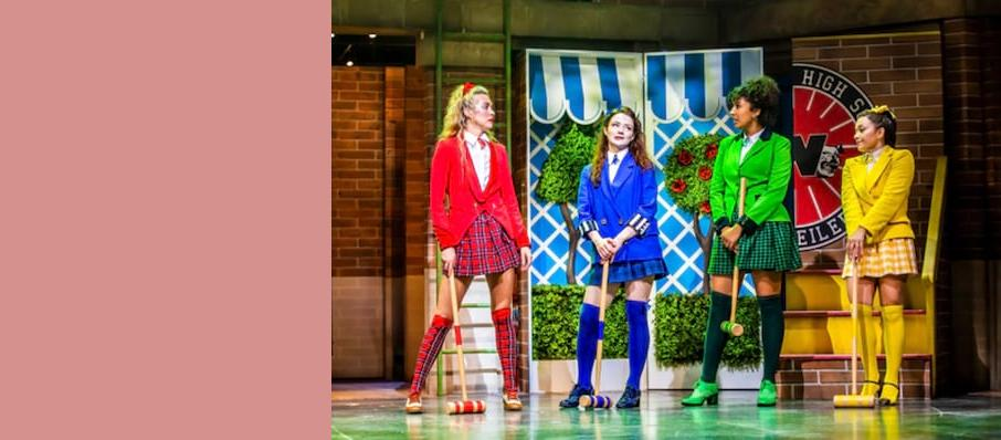 Heathers The Musical, Theatre Royal Haymarket, Birmingham