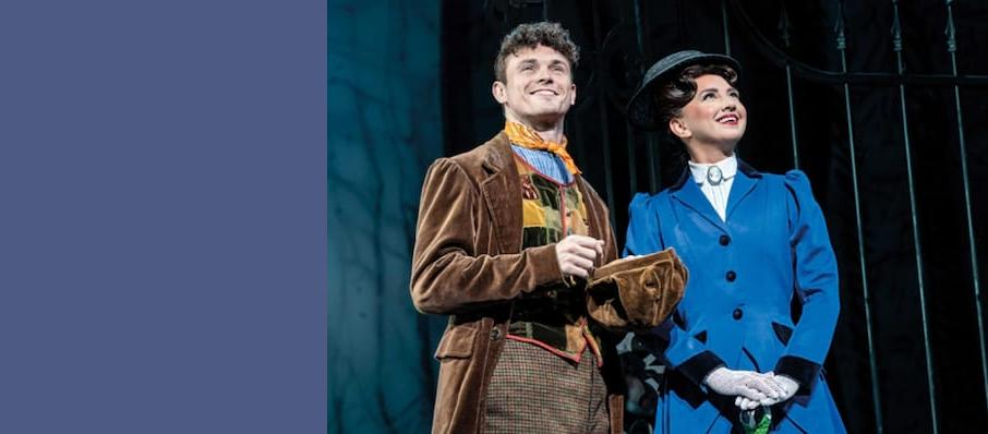 Mary Poppins, Prince Edward Theatre, Birmingham