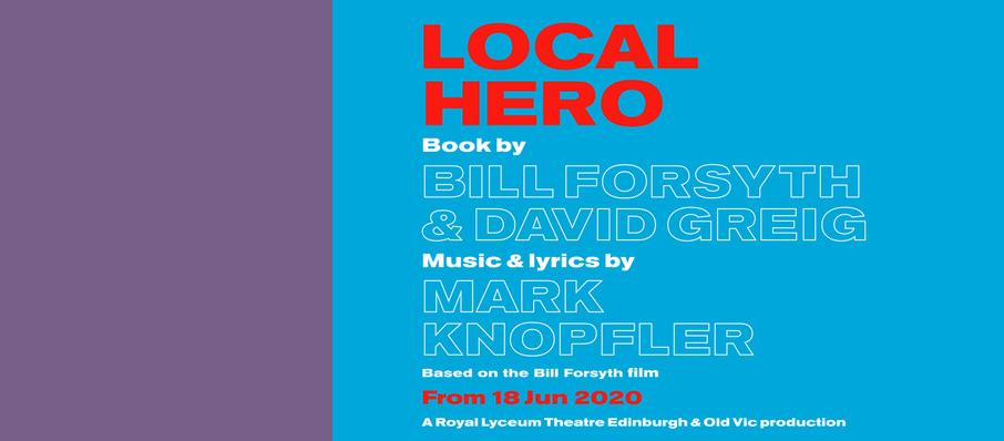 Local Hero, Old Vic Theatre, Birmingham
