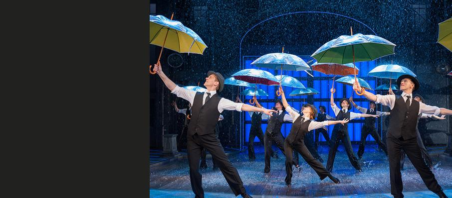 Singin In The Rain, Sadlers Wells Theatre, Birmingham