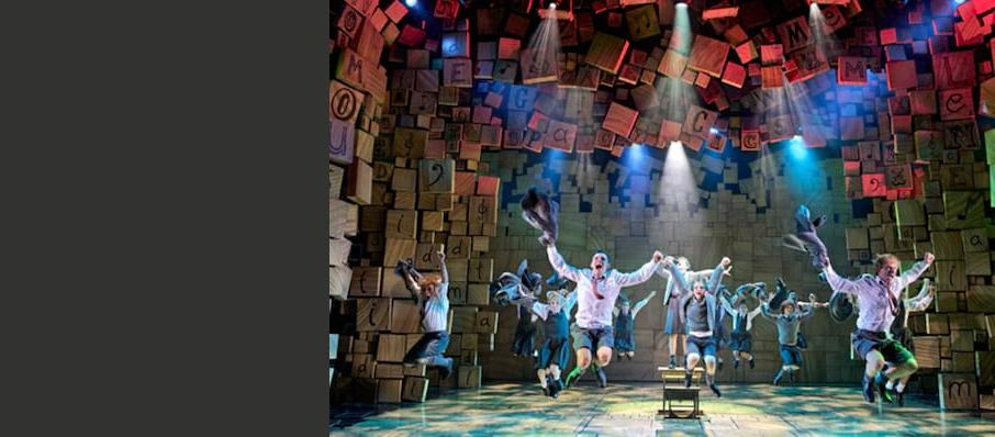 Matilda The Musical, Cambridge Theatre, Birmingham